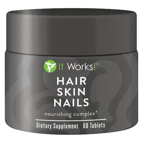 Hair Skin Nails – Le nouveau produit It Works est là ...